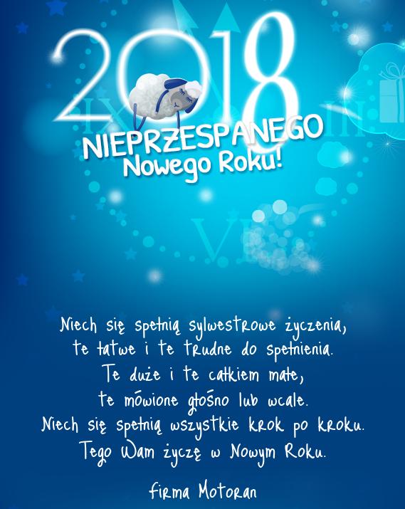 nowy rok motoran
